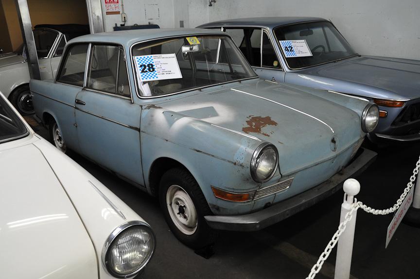 BMW 700 セダン(1963年)