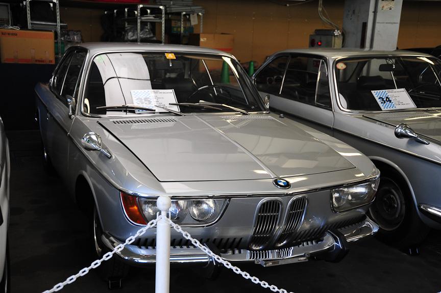 BMW 2000 CS(1968年)