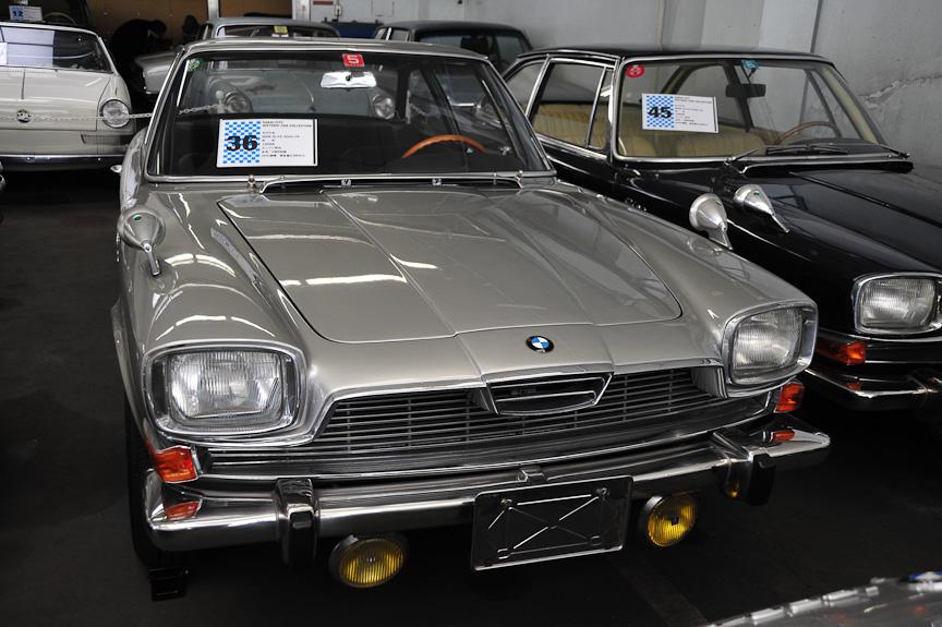 BMW 3000 V8 GLAS(1968年)