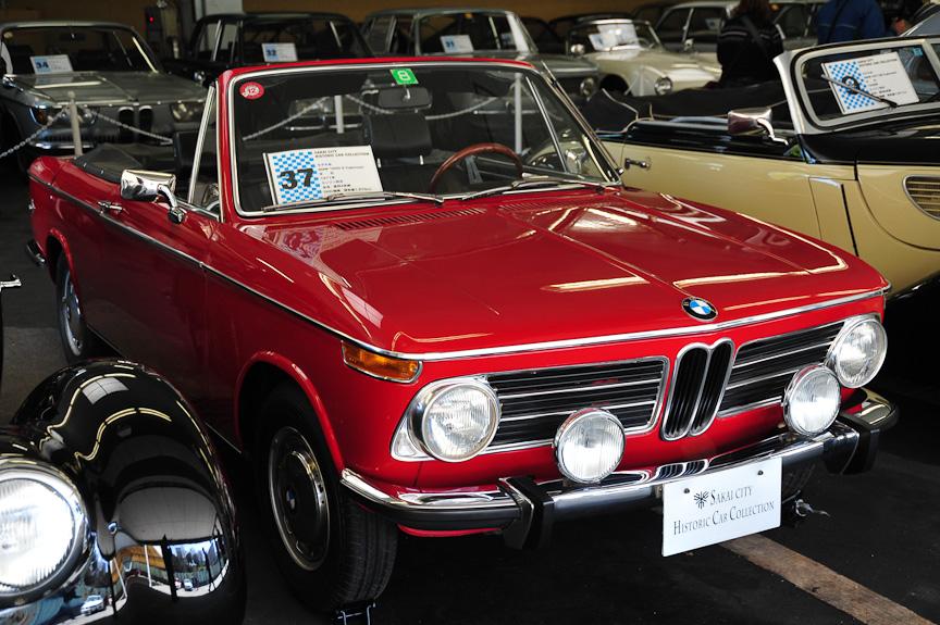 BMW 1600-2 カブリオレ(1971年)