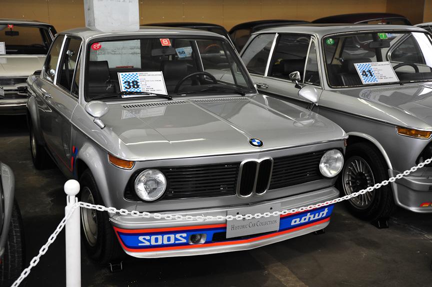 BMW 2002 ターボ(ディーラー車、1973年)