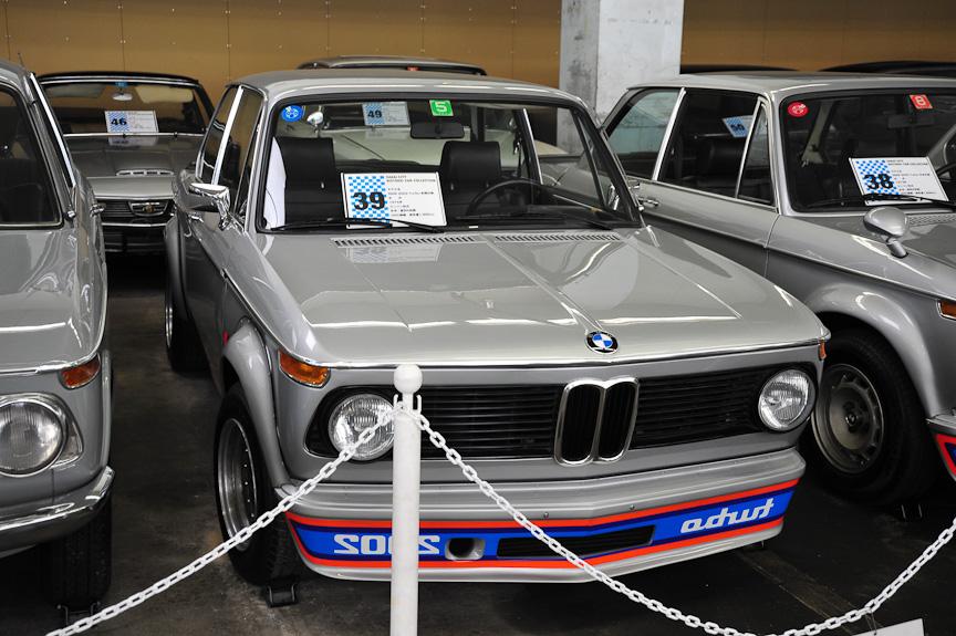 BMW 2002 ターボ(並行車、1974年)
