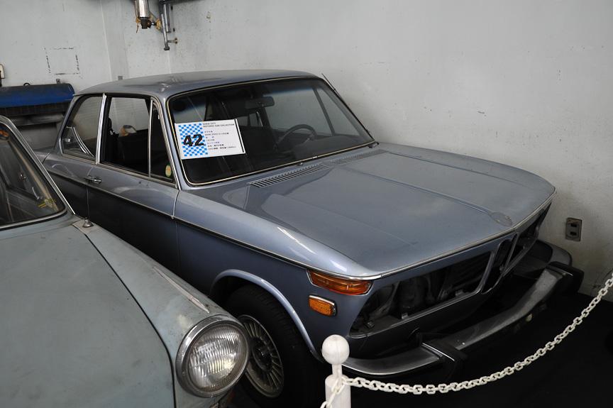 BMW 2002 tii(US仕様、1972年)