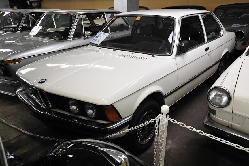 BMW 318i(1982年)