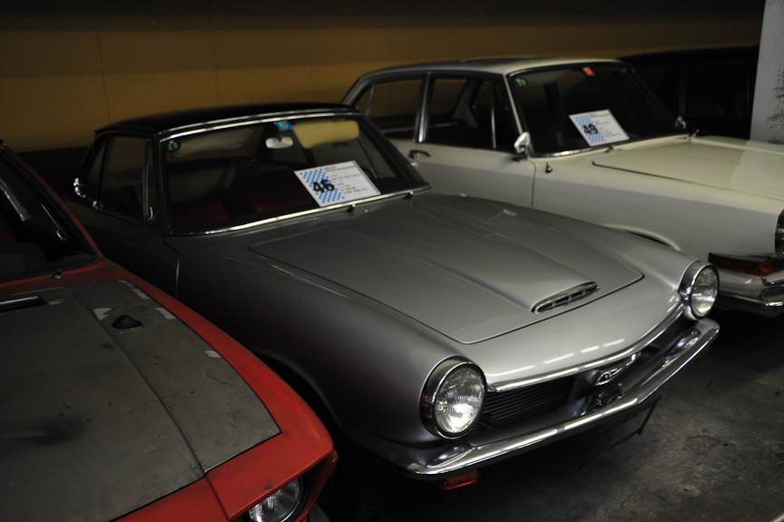 GLAS 1300 GT カブリオレ(1968年)