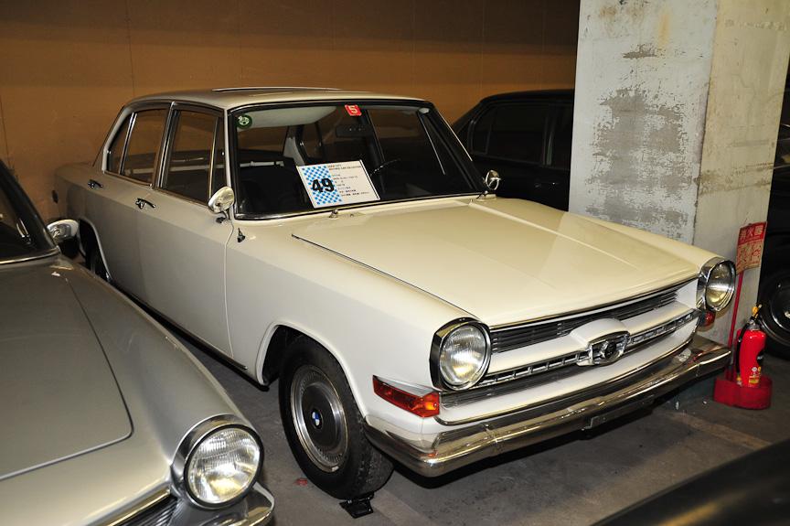 GLAS 1700 TS(1967年)