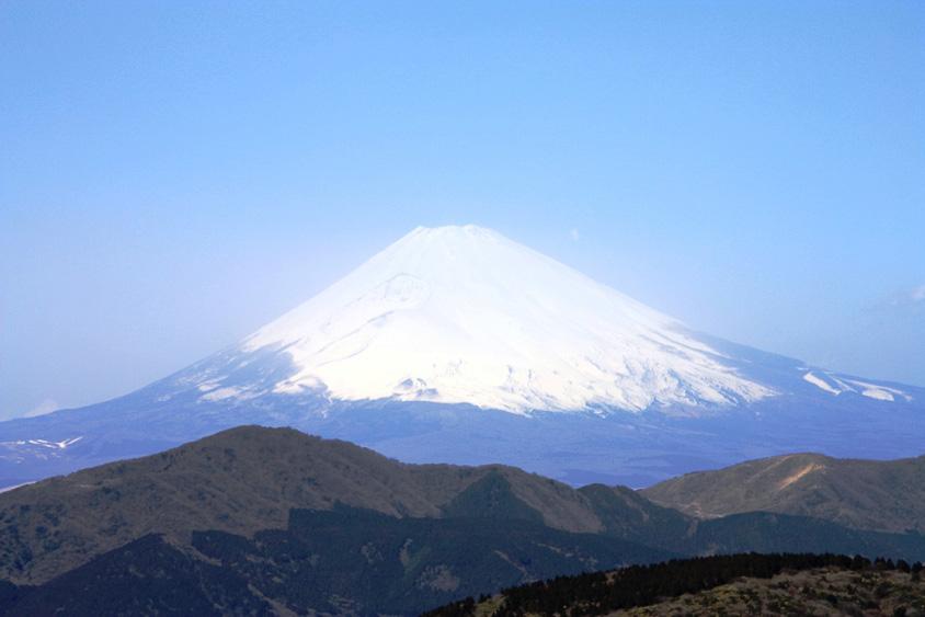 天気がよければ、TOYO TIRES ビューラウンジからは富士山を望むこともできる