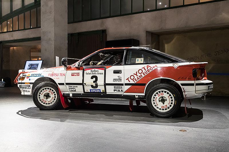 セリカ GT-Four(ST165)