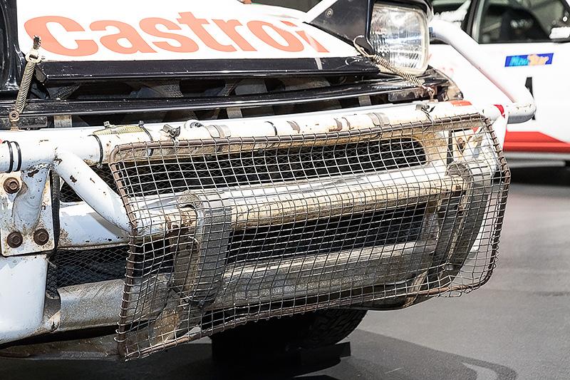 セリカ GT-Four(ST185)サファリラリー優勝車