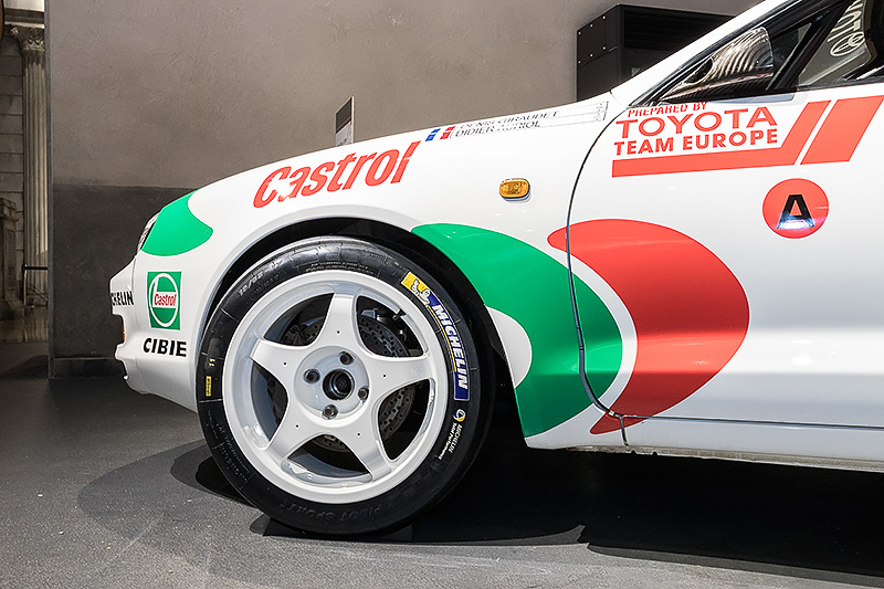 セリカ GT-Four(ST205)