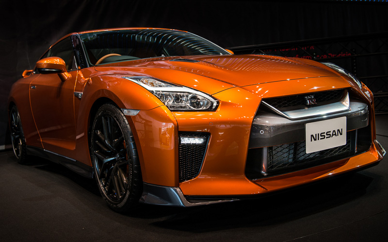「GT-R」2017年モデル