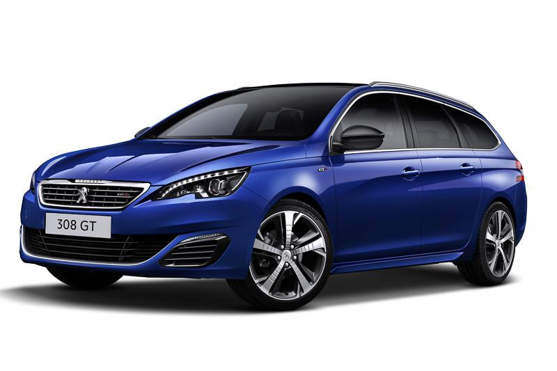 308 SW GT BlueHDi