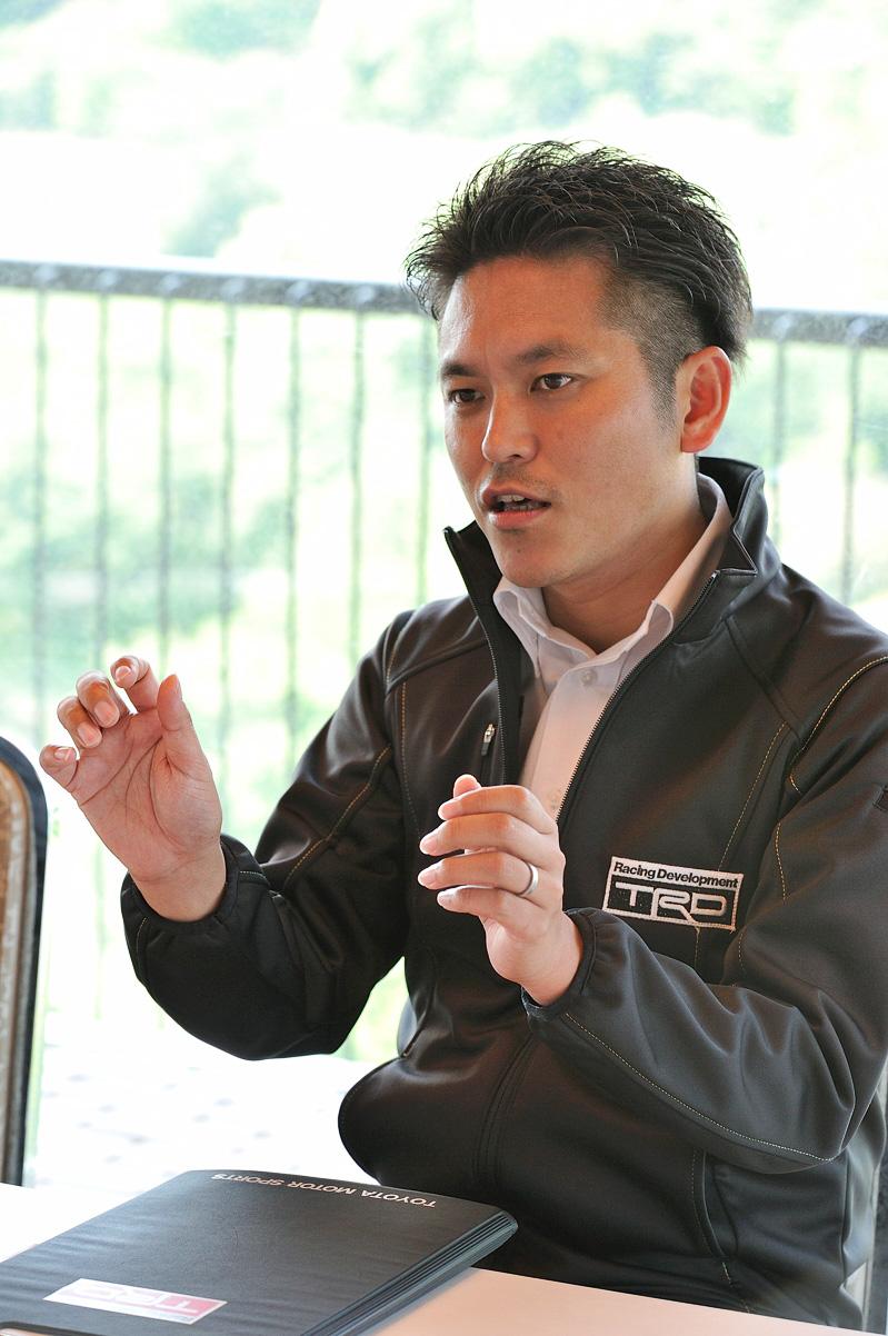 トヨタテクノクラフト株式会社 商品事業部商品開発室 企画・開発推進グループ 主任 栗本龍治氏
