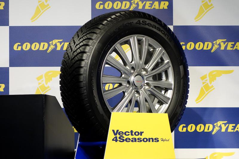 Vector 4 Seasons Hybridのサイズ一覧