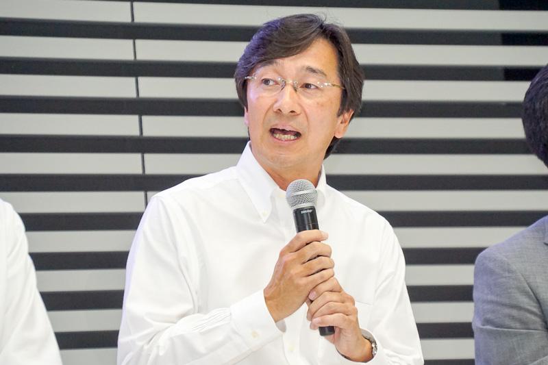 富士重工業株式会社 商品企画本部 デザイン部 部長 石井守氏