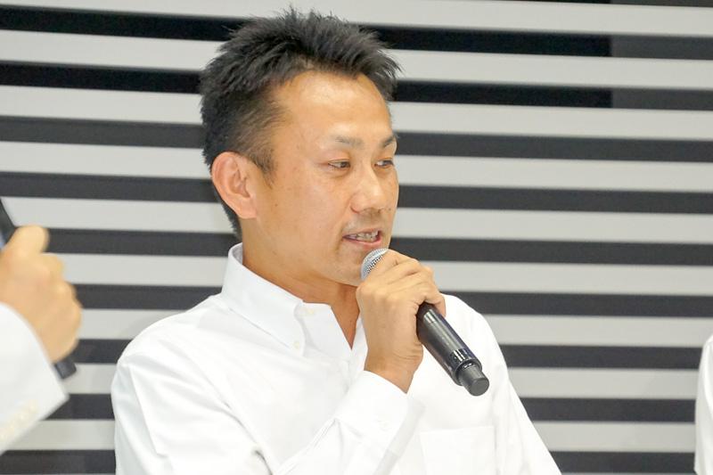 富士重工業株式会社 第一技術本部 内装設計部 主査 岡本一樹氏
