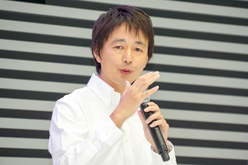 富士重工業株式会社 第一技術本部 車体設計部 中島篤氏