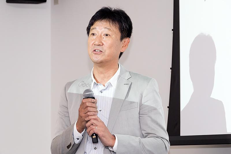 日産自動車株式会社 グローバルコンバージョン&アクセサリー企画開発部 主管 石川雅博氏