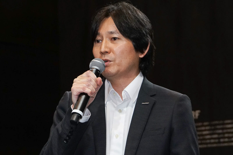 株式会社資生堂 化粧品開発センター シニアパフューマー 森下薫氏。フレグランス開発を担当