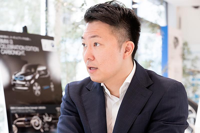 株式会社ニコ・ドライブ 代表取締役社長 神村浩平氏