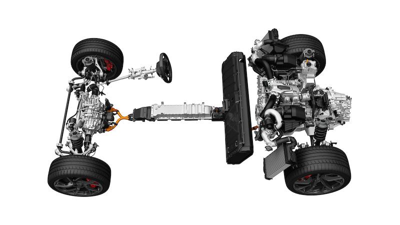 SH-AWDのシステム構成