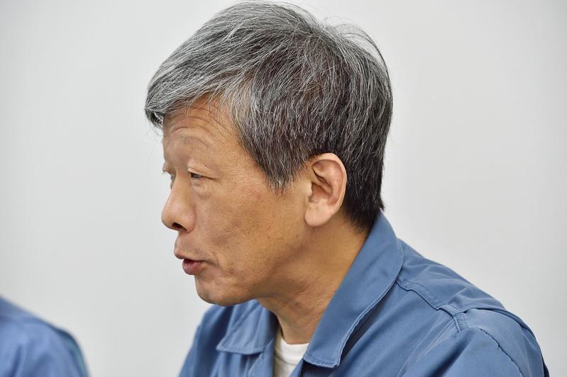 技術開発部 部長、山田輝さん。試験設備をとても楽しそうに説明してくれました
