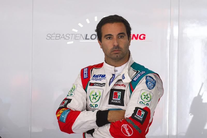 25号車「シトロエン CエリーゼWTCC」のメディ・ベナーニ選手