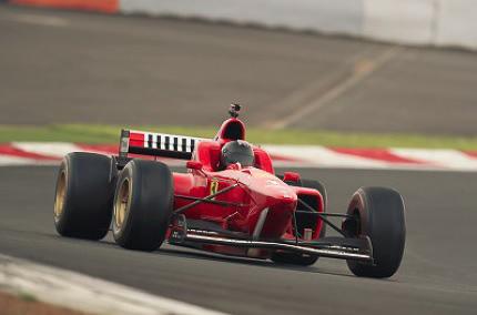 スクーデリア・フェラーリが1996年のF1世界選手権参戦用に開発した「F310」(1996年)