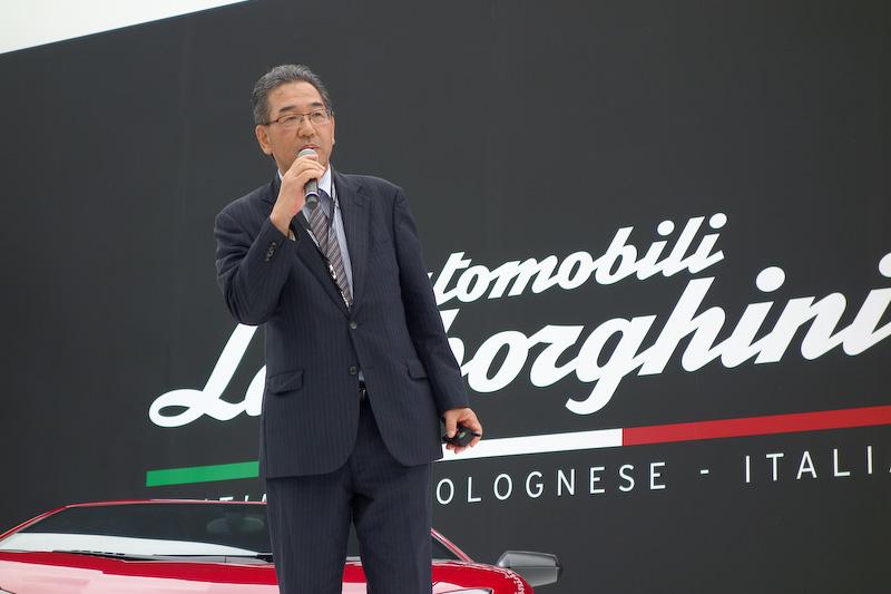 三菱レイヨン株式会社 コンポジット製品事業部長の中越明氏