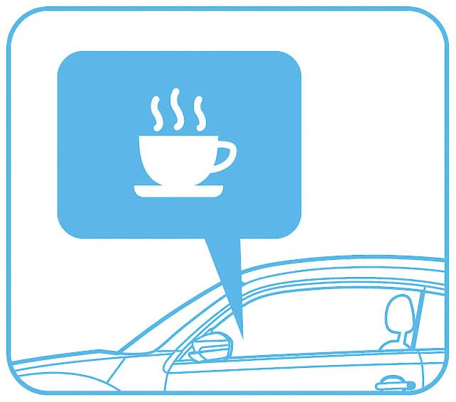 ドライバー疲労検知システム「Fatigue Detection System」のイメージ