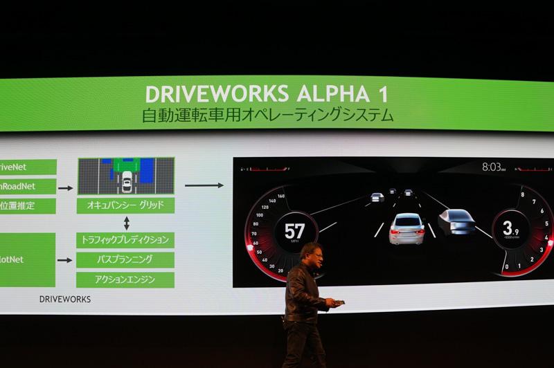 DRIVEWORKS ALPHA 1の紹介とデモ