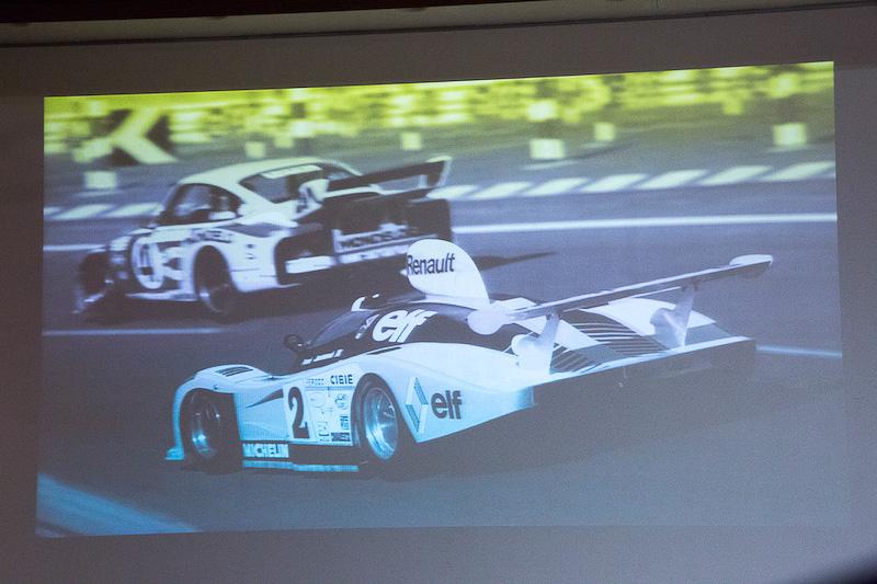 ル・マン24時間レースでもクラス優勝を成し遂げている。1955年~1995年の間に約3万台のスポーツカーを市場に送り出してきた