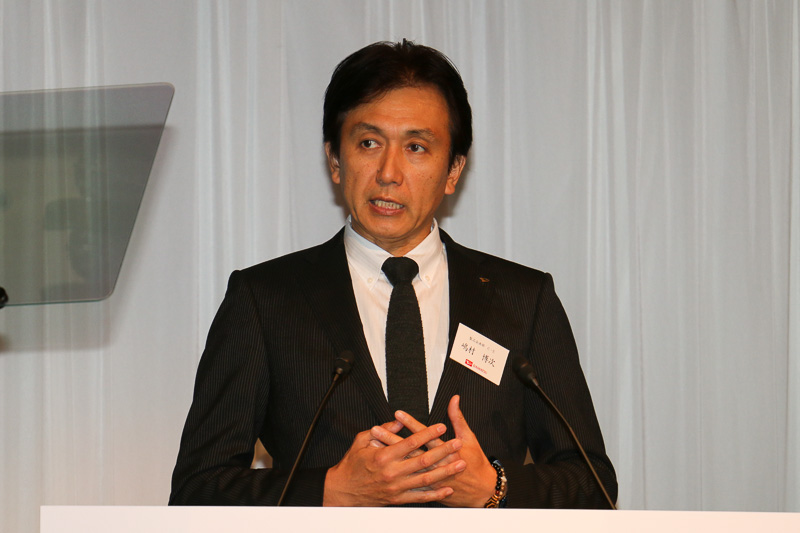 ダイハツ工業株式会社 開発本部 製品企画部 チーフエンジニア 嶋村博次氏