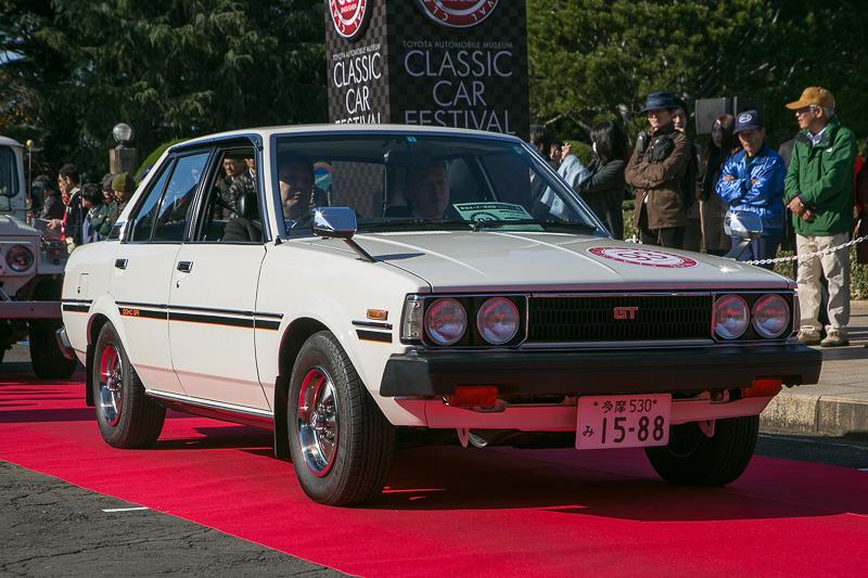 1980年 トヨタ カローラ 1600GT