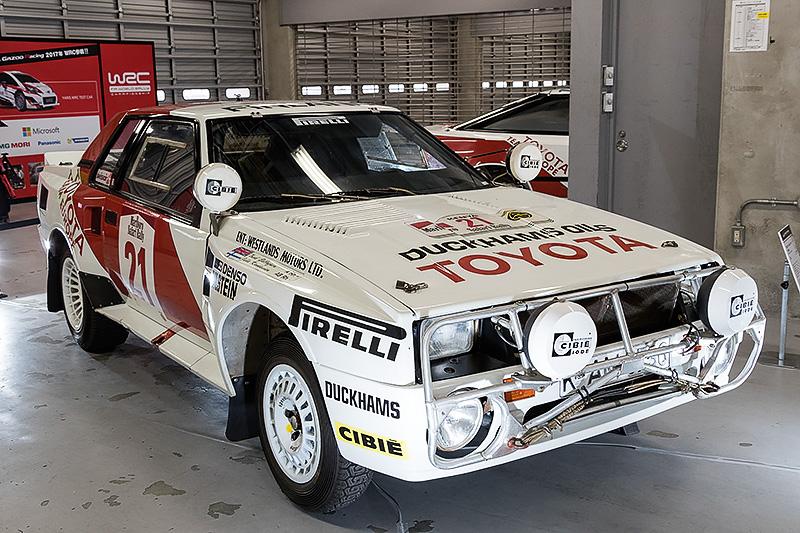 セリカ ツインカムターボ(TA64/1985年)