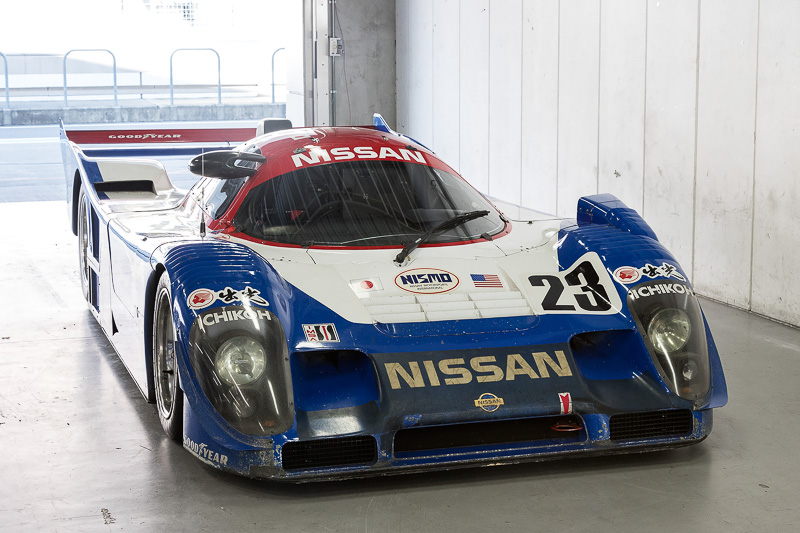 NISSAN R91CP(1992)