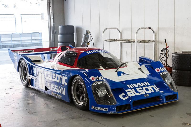 CALSONIC NISSAN R92CP(1992)