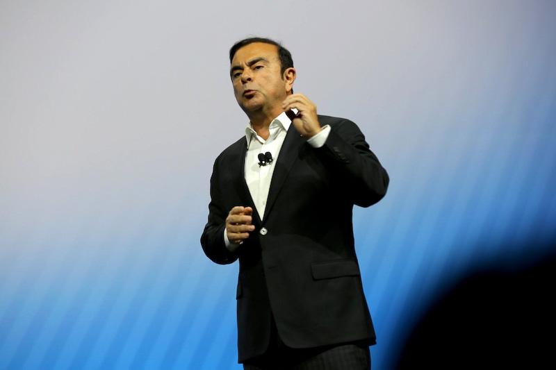 日産自動車株式会社 カルロス・ゴーン会長兼最高経営責任者(CEO)