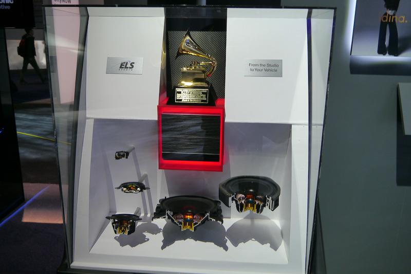 ELS Studio Premium Audio Systemを展示