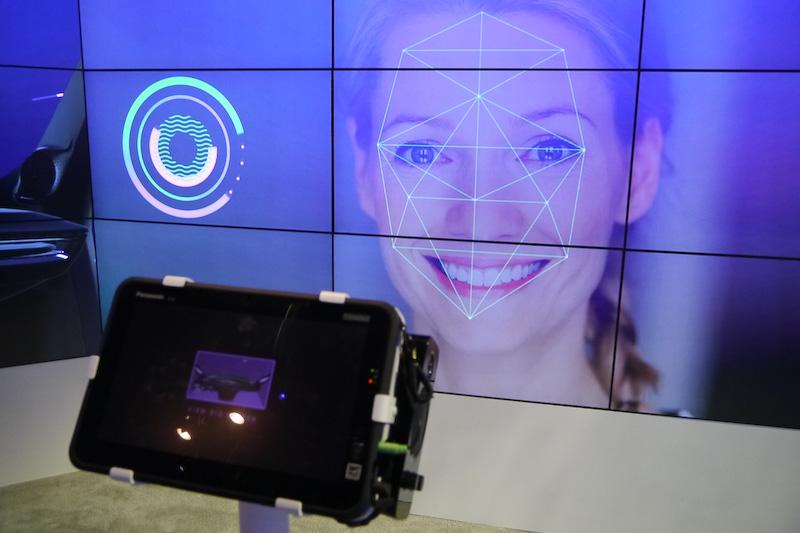 顔認証を利用してパーソナルな空間を演出する