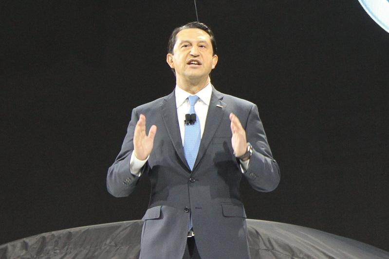 日産自動車株式会社 CPO 北米マネジメントコミッティ担当 ホセ・ムニョス氏