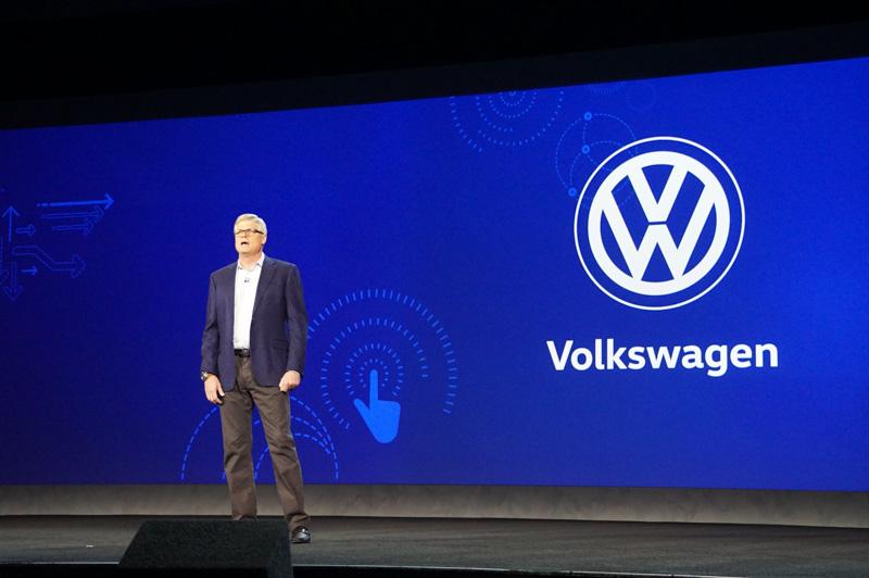 モレンコフ氏はフォルクスワーゲンとの提携を説明