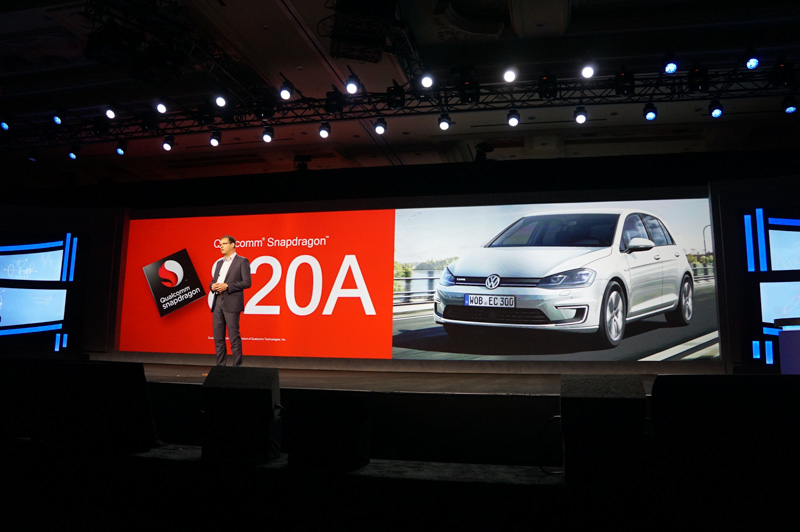 Snapdragon 820Aを搭載した車両は2019年に導入予定