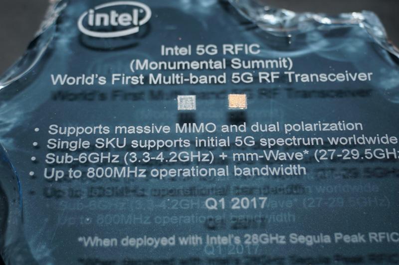 自動車向けのIntel GO Automotive 5G Platformとして提供していく(出典:Intel Corp.)