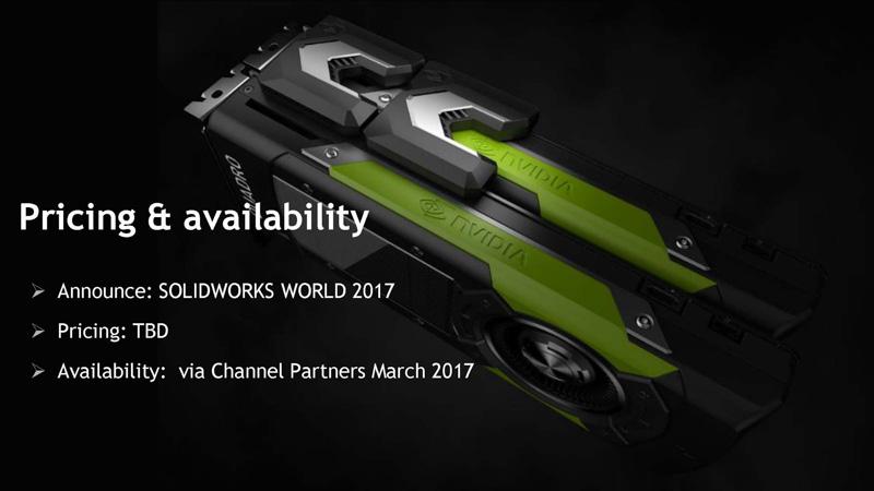 価格は未定、3月からボードパートナーなどチャネル事業者を通じて提供される予定(出典:NVIDIA)