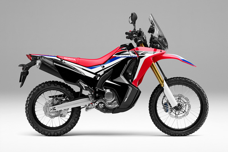 CRF250 RALLY (ABS)