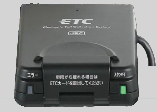 2輪ETC車載器キット(オプション:3万6720円)
