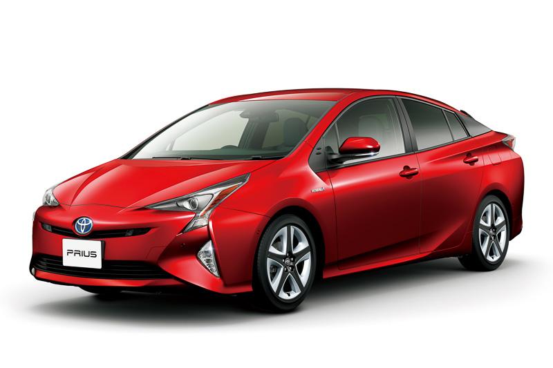 2015年12月に、「TNGA(Toyota New Global Architecture)」を全面採用して4代目に進化した「プリウス」