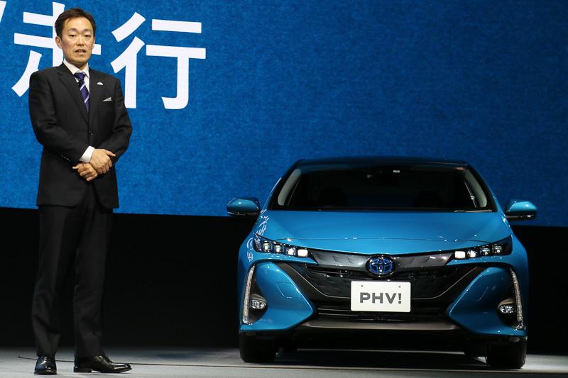 トヨタ自動車株式会社 Mid-size Vehicle Company MS製品企画 主査 金子將一氏