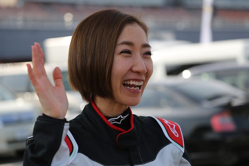 レース後の水村さんの笑顔を見ても、N-ONE OWNER'S CUPが楽しいレースだったことが分かる。今後はさらにこのレースの魅力を味わっていき、それを多くの人に伝えていくとのこと